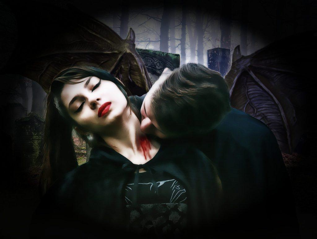 Kurzgeschichte Vampire in Konstanz